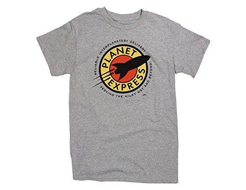 HXHSA Ripple Junction's Futurama Planet Express T-shirt, Vêtements