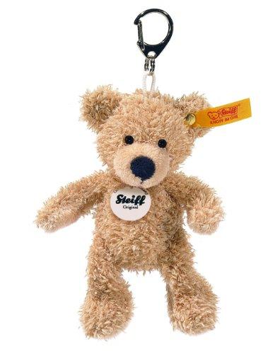 Steiff 111600 - Schlüsselanhänger Fynn Teddybär, beige