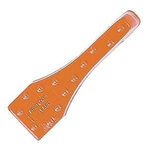 Fiskars Cuña de partir, Para hachas de material sintético, Acero, Naranja, 1001614