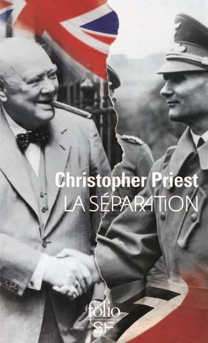 La séparation par Christopher Priest