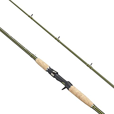 FLADEN Fishing 2 Piece 250cm / 8ft VANTAGE PREDATOR CASTING Fishing Rod - 24T 120g High Modulus Pure Carbon - Perfect for Soft Bait Fishing [12-57250C]