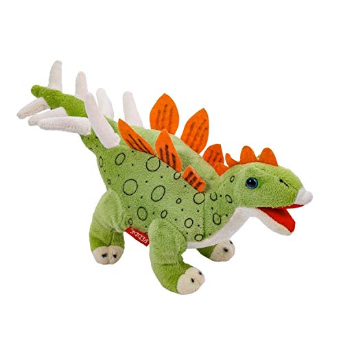 Stegosaurus Colourful