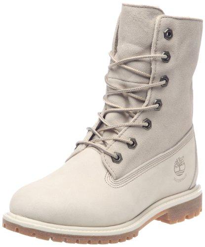 Timberland Women   s 21689 Boots White Size  7 5 UK