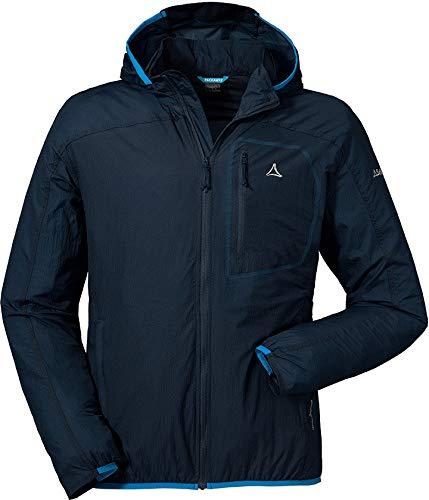 Schöffel Herren Windbreaker Jacket M2 Jacken, Dress Blues, 48 -