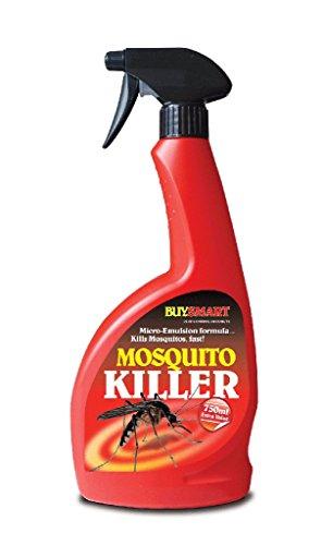 Buysmart tueur de moustique 750 ml vaporisateur