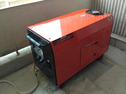 Gastech Bio Power Gastech GE 7000PS 5500 VA Silent Portable Generator-  Autostart