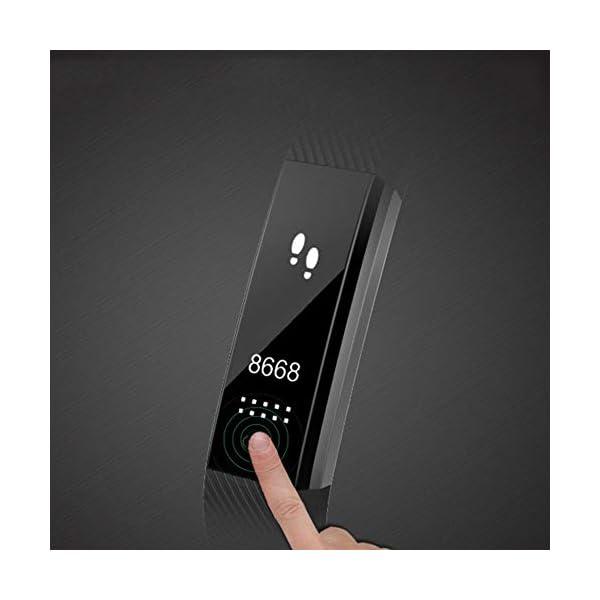 DNelo Reemplazo de Silicona Muñequera para Veryfit Id115 Id115Plus Inteligente Pulsera Correa de Reloj - para Veryfit… 5