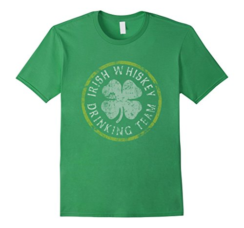 Irish Whiskey Drinking Team St Paddys Day Shirt Herren, Größe 3XL (St Patricks Shirts)