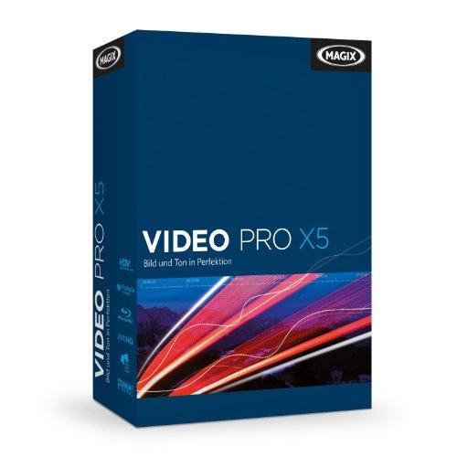 Preisvergleich Produktbild MAGIX Video Pro X5