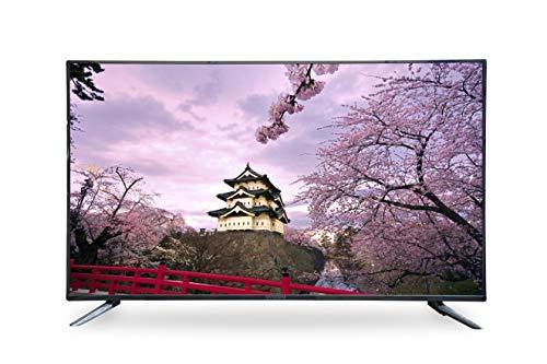 Hyundai 139cm (55 inches) 4K Ultra HD Smart LED TV HY5585Q4Z25 (Black) (2018 Model)