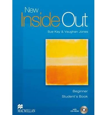 [(New Inside Out: Beginner: Student's Book with CD ROM Pack)] [Author: Sue Kay] published on (March, 2007)