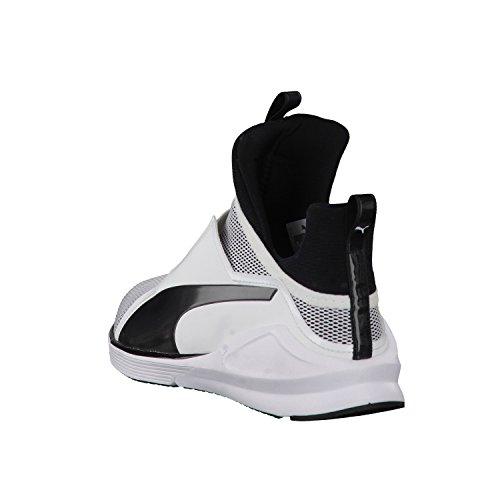 Puma Fierce Core, Chaussures de Fitness Femme Blanc