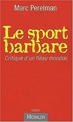 SPORT BARBARE