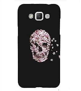 Colorful skull Back Case Cover for Samsung Galaxy Grand i9080:::Samsung Galaxy Grand i9082