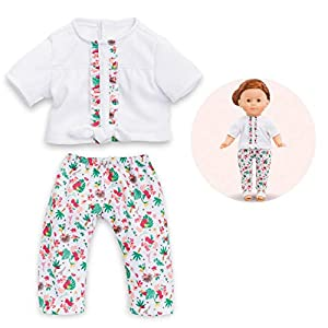 Corolle 210950 Accesorio para muñecas Juego de ropita para muñeca - Accesorios para muñecas (Juego de ropita para muñeca,, Niño, Chica, 36 cm)