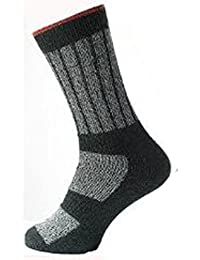6 Pairs Mens Kato Work Socks Size 6 - 11 Hard Wearing Warm Cushioned Support