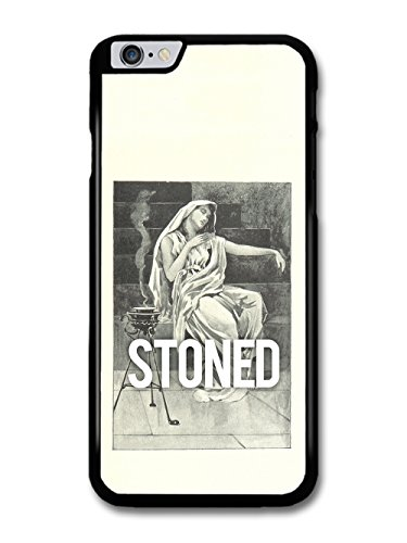 Stoned Retro Vintage Classic Stoner Pot Illustration Funny Cool case for iPhone 6 Plus 6S Plus