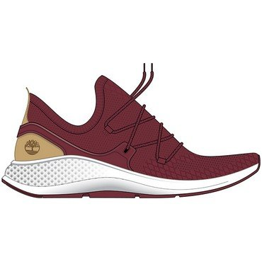 Timberland Flyroam Go Knit Oxfo Pomegranate 45 5 EU 11 5 US 11 UK