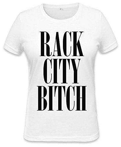 Rack City B*tch Womens T-shirt XX-Large Chris Beanie Wells