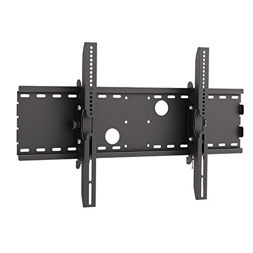 Maclean brackets - Maclean mc de 521 b lcd led plasma tv inclinable soporte de pared para 32 – 70 pulgadas 75 kg vesa 100 200 400 600 de la pantalla suspensión televisor inclinable
