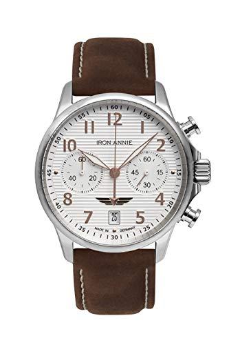Junkers Armbanduhr 5876-4 Herrenuhr