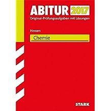Abiturprüfung Hessen - Chemie GK/LK
