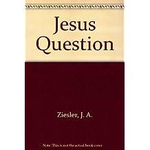Jesus Question