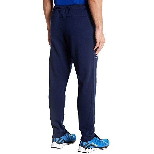 Reebok-Crossfit-Mens-Slim-Fit-Cuffed-Fleece-Pants