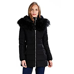 Guess winterjacke damen 2018