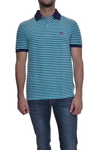 Preisvergleich Produktbild Polo Fred Perry Herren Baumwolle Flagge Grün 30102248V0033 Grün 40 - M Slim FitEU