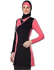 Maillots de bain Musulman Femmes Filles maillot de bain Muslim Swimwear Filles Dames modeste couverture complète beachwear Burqini Burkini