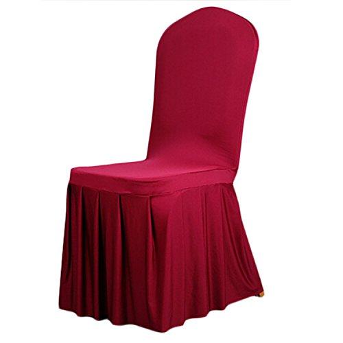 Spandex Stuhl umfasst die China für Hochzeiten Deko Party Stuhl Esszimmerstuhl abdeckt, Home Stuhl...