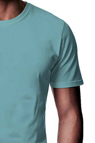 The Fat Father Cool Funny Men Women Damen Herren Unisex Top T Shirt Licht Blau