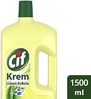 Cif Krem Limon Kokulu Temizleyici 1500 Ml 1 Paket (1 X 1500 Ml)