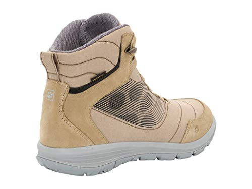 Jack Wolfskin Womens/Ladies Seven Wonders Texapore Mid Walking Boots (Wonder Woman Boots)