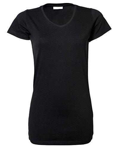 Tee Jays - T-shirt - Femme Noir