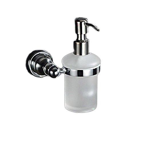 ZY Seifenspender, alle Bronze Bad Seifenspender Flüssigseife Flasche Hand Sanitizer Cup Holder Bad Hardware Bad-Accessoires