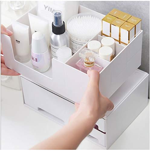 LHWAIYLQ Beautify — Rangement pour Produits Cosmétiques Et Maquillage — Peut être Utilisé Seul, Stockage De Grande Capacité