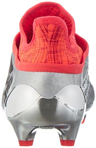 X 16+ Pure Chaos FG/AG - Chaussures de Foot silver