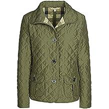 70e75bc288260 BURBERRY - Blouson - Manches Longues - Femme Vert Green