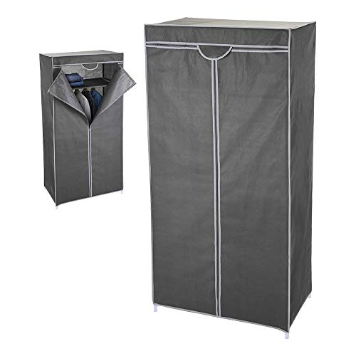 Armoire de rangement pliable Porte-Vêtements 70x46x150 cm