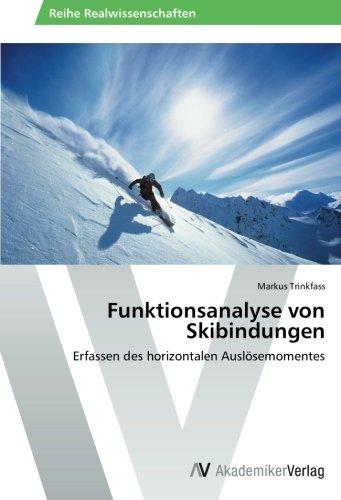 Funktionsanalyse von Skibindungen: Erfassen des horizontalen Auslösemomentes