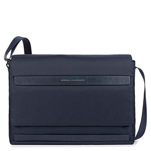 Messenger Porta Computer   Piquadro Klout   CA4620S100-Blu (Messenger Sorrentino Bag)