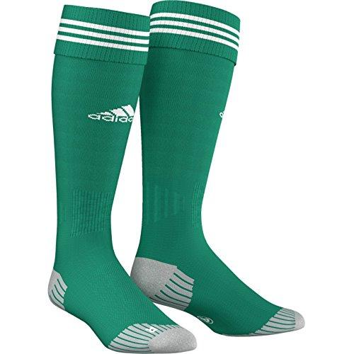 Adisock 12 Socks - Green/White - size 41/43