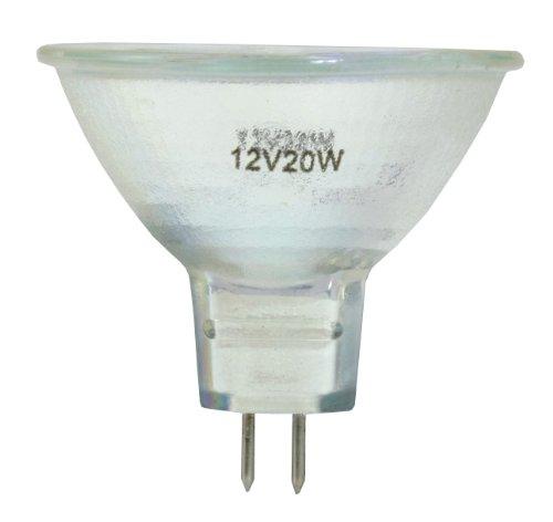 Preisvergleich Produktbild Leuchtmittel 12 V 20 W MR16 Rainbow Objektiv