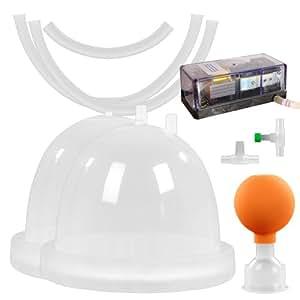 Fröhle Kit pour agrandir les seins avec pompe électrique Bonnet B