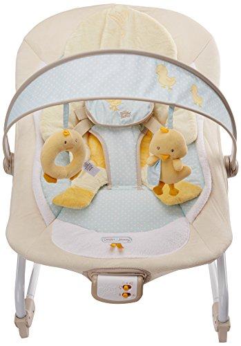 Bright Starts Modelo 6978 – Hamaca bebé pato - 2