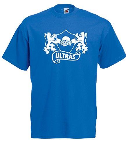 Settantallora Herren T-Shirt blau blau Blau