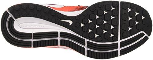 Nike Air Zoom Pegasus 33, Entraînement de course homme Noir (Black/white-hypr Orng-prmnt Bl)
