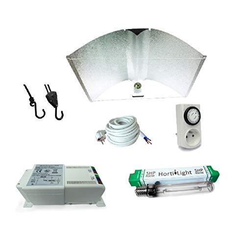 Kit lampe 400W HORTILIGHT + PEARL PRO XL - Agro